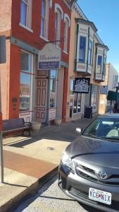 exterior 111 Washington Ave
